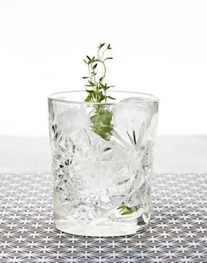 Libbey Hobstar Shotglas - 6 cl.