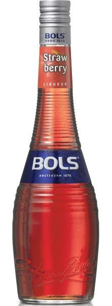 Bols-Jordbær-likør
