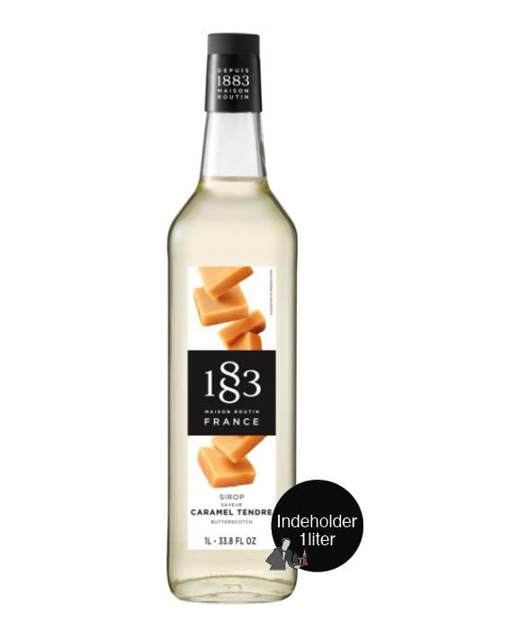 1883-Routin-Lys-karamel-Sirup-Butterscotch-syrup