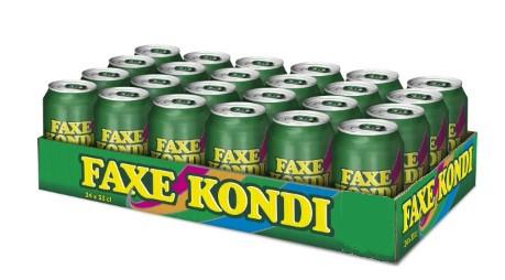 faxe-kondi-sodavand-dåse-druesukker-sport-kasse-24-dåser