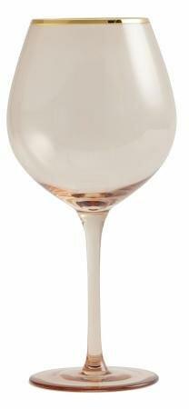 Goldie-rosa-lyserød-vinglas-med-guld-kant-nordal-mixmeister.dk