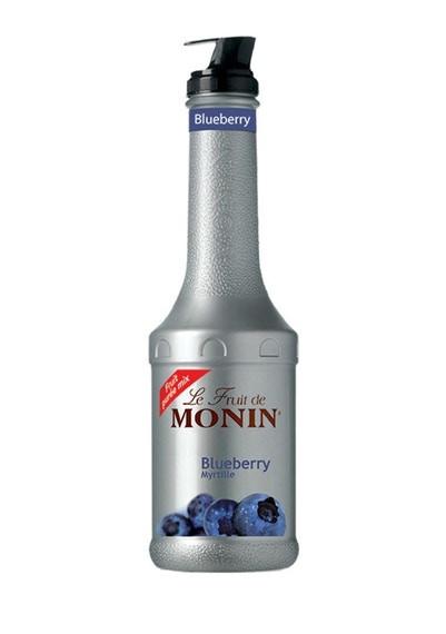 Monin-Blåbær-Puré