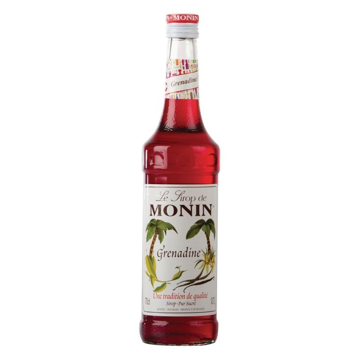 Monin-Grenadine-Sirup