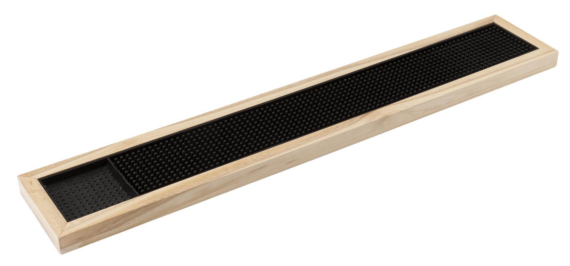Lang-bar-måtte-med-box-træ-kant-61x8-cm-Mixmeister.dk