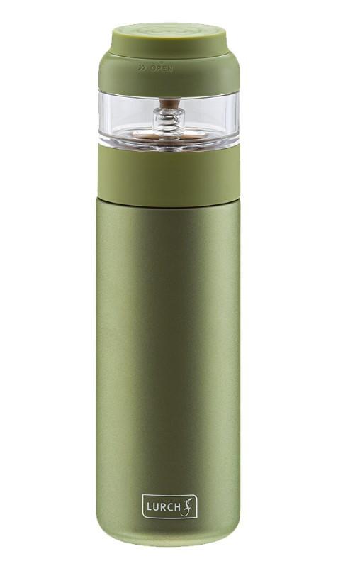 lurch-te-tea-the-termo-kop-flaske-to-go-grøn-mixmeister-holder