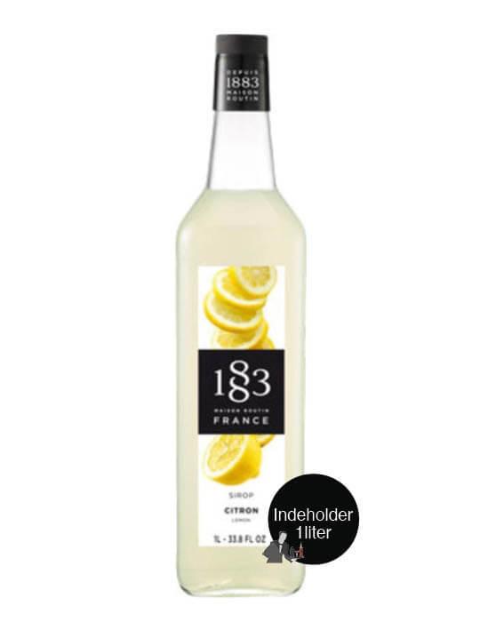 Citron-citrus-sirup-syrup