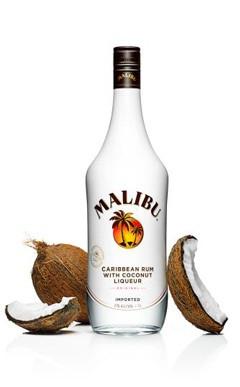 Malibu Kokos Rom 21% - 70 cl.