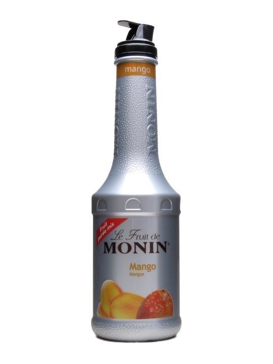 Monin-mango-frugt-puré