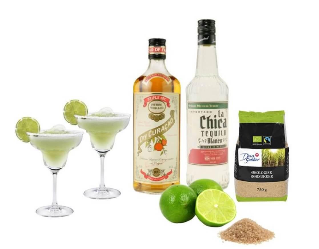 margarita-drinkspakke-tripelt-sec-curacao-likør-tequila-rørsukker-mixmeister.dk