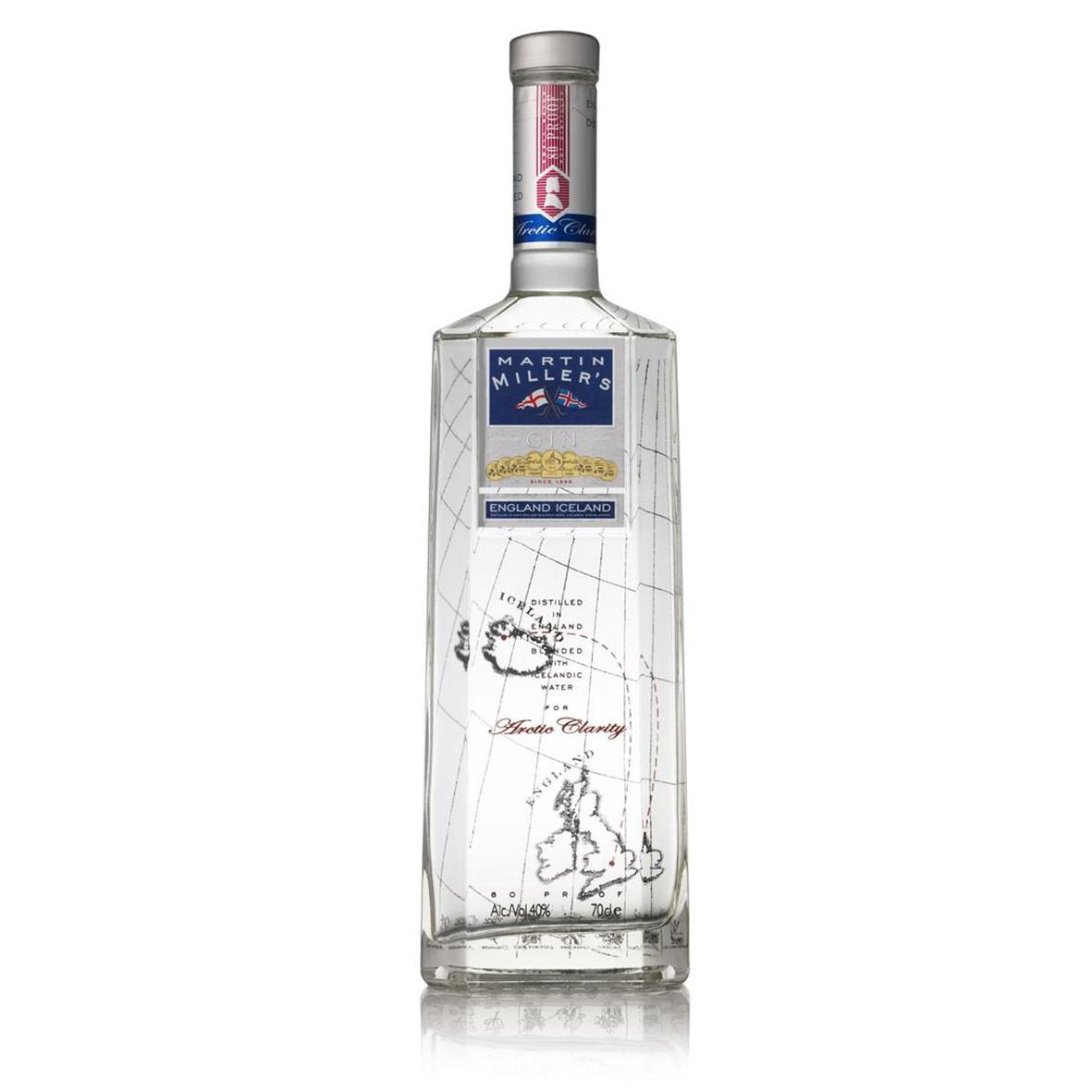 Martin Miller Gin 40% - 70 cl