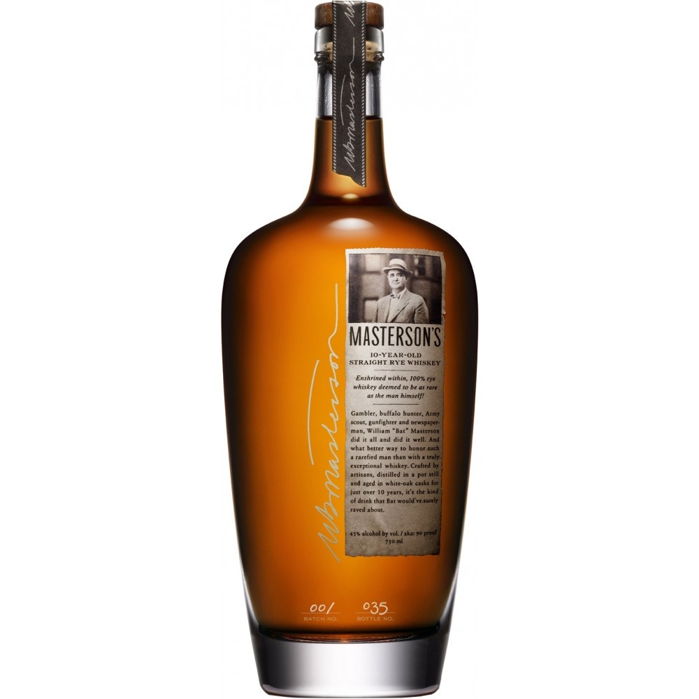 Masterson's-10-års-Straight-Rye-Whiskey