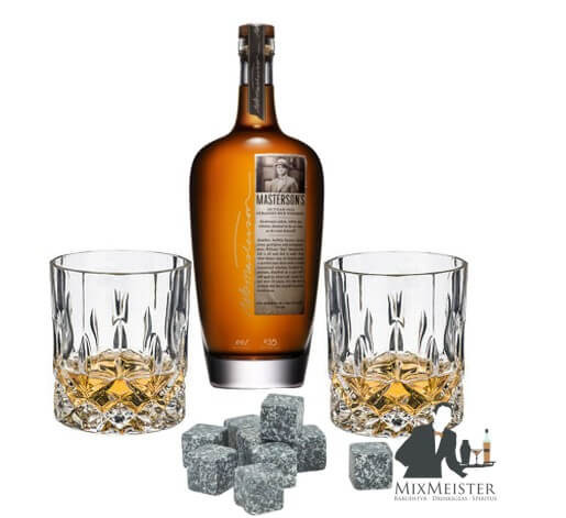 masterson-whiskey-whisky-rcr-opera-krystal-glas-sten-lowball-gave-sæt-mixmeister
