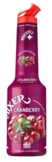 Mixer-frugt-mixers-puré-cocktials-drinks-drink-cranberry-tranebær-mix