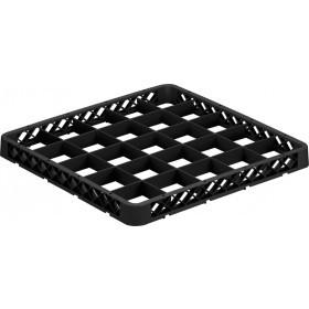 Overdel-til-opvaske-bakke-25-glas-sort-6,5-cm