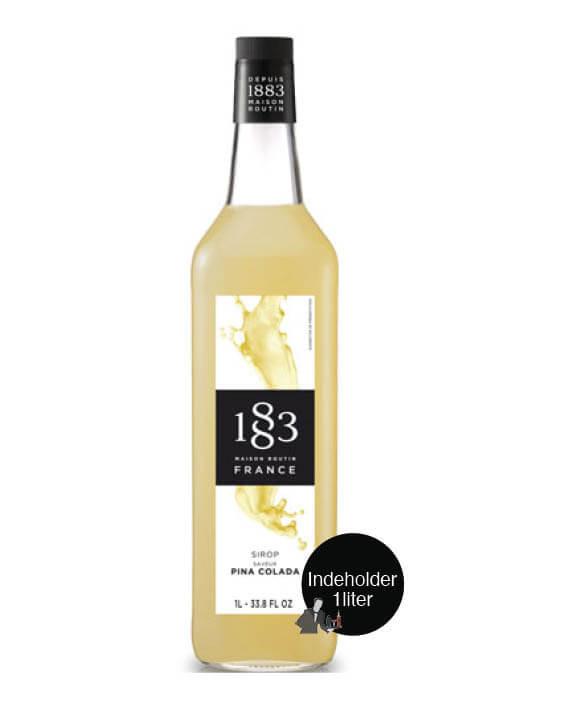 Rou65-1883-pinacolada-Sirup-syrup-drinks-cocktail-blandevand-alt-til-festen-1-liter-mixmeister-kokos