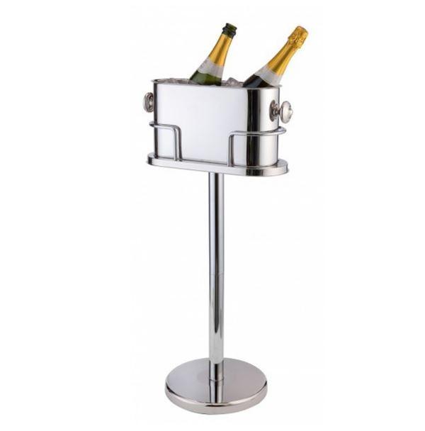 Champagnekøler-med-stander-til-to-flasker-champagne-mixmeister.dk