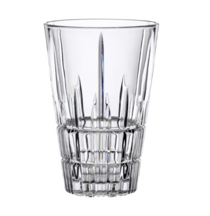 Spiegelau-Perfect-Serve-latte-macchiato-highball-krystalglas-kaffe-coffeemeister-bønne-kaffe-tamper-vandglascitron-lemon