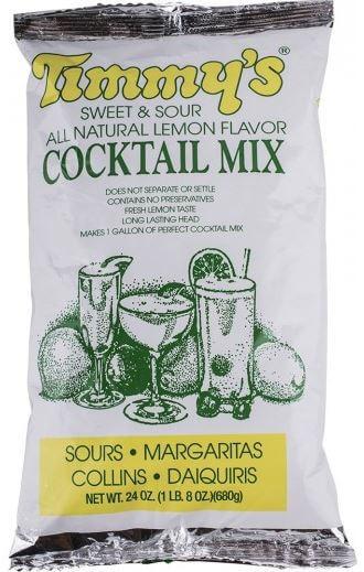 Timmy's-Sour-Mix-Margaritas-Daiquiris-Collins