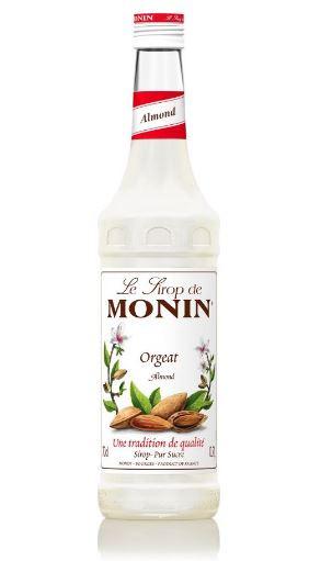 Monin Mandel Sirup - 70 cl