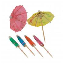 drinks-paraply-parasol-farverig-144-stk-farver-80-fest