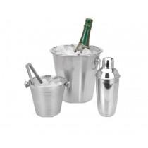 Barsæt-med-cocktail-shaker-champagnekøler- istang-isspand-mixmeister.dk
