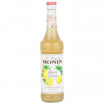 Monin-Glasco-Citron-Sirup