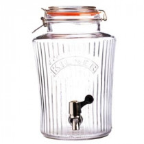 Retro-Kilner-Drinks-dispenser-m.-riller-Orginal-5-Liter