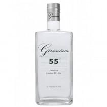 Geranium 55 Gin 55% - 70 cl