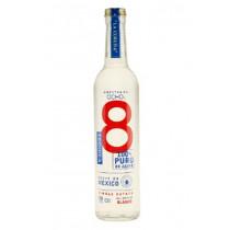Ocho-blanco-la-laja-tequila-100%-agave-mixmeister.dk