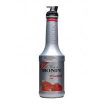 Monin-Jordbær-Puré