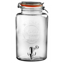 Kilner-Drinks-dispenser-m.-tappehane-Orginal-5-Liter