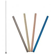 lurch-korte-stål-metal-sugerør-med-rengørings-børste-farvet-afrundet-kanter-mixmeister