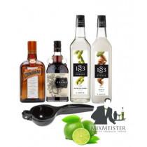mai-tai-drink-cocktail-pakke-cointreau-kraken-rom-mandel-rørsukker-sirup-limesaft-mixmeister