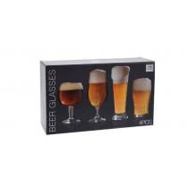 Gaveæske-med-4-ølsmagnings-glas-weissbier-lage-glas-klassisk-tulip-stout-sæt-mixmeister.dk