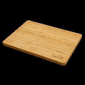 Stort skærebræt i bambus - Lurch