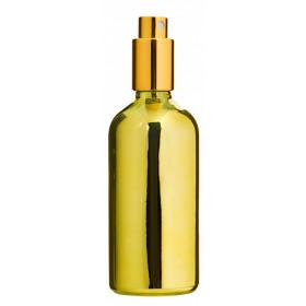 Mist sprayflaske i guld
