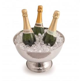 Champagnebowle med hammer effekt