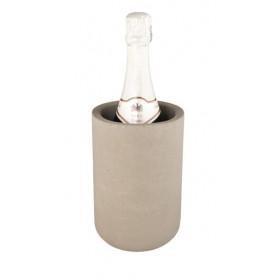 Vin og champagne køler - Beton