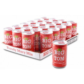 24 stk. Big Tom Bloody Mary Mix - inkl. Pant