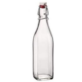 Bormioli Patentflaske - 1 liter