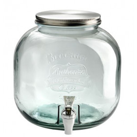 Buttet Juicedispencer m. tappehane rund - 6 Liter