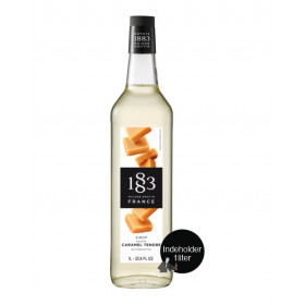 1883 Routin Butterscotch Lys karamel Sirup - 1 Liter