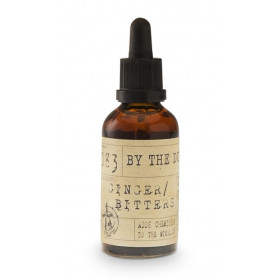 By the dutch ginger bitters 75% - 5 cl