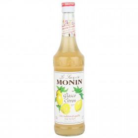 Monin Glasco Citron Sirup - 70 cl.