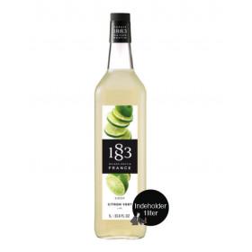 1883 Routin Lime Sirup - 1 Liter