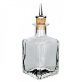 Dash bottle lav firkant - 20 cl