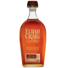Elijah Craig Small Batch Bourbon Whiskey 47% - 70 cl