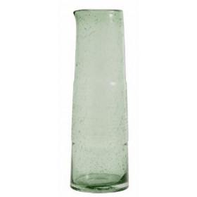 Nordal håndlavet glaskande, greenie