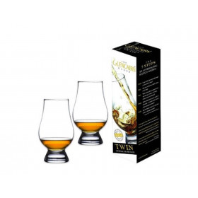2 stk. Glencairn whiskyglas