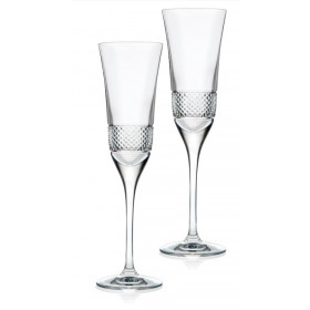 RCR Fiesole Champagne Flute Krystalglas - 17 cl.
